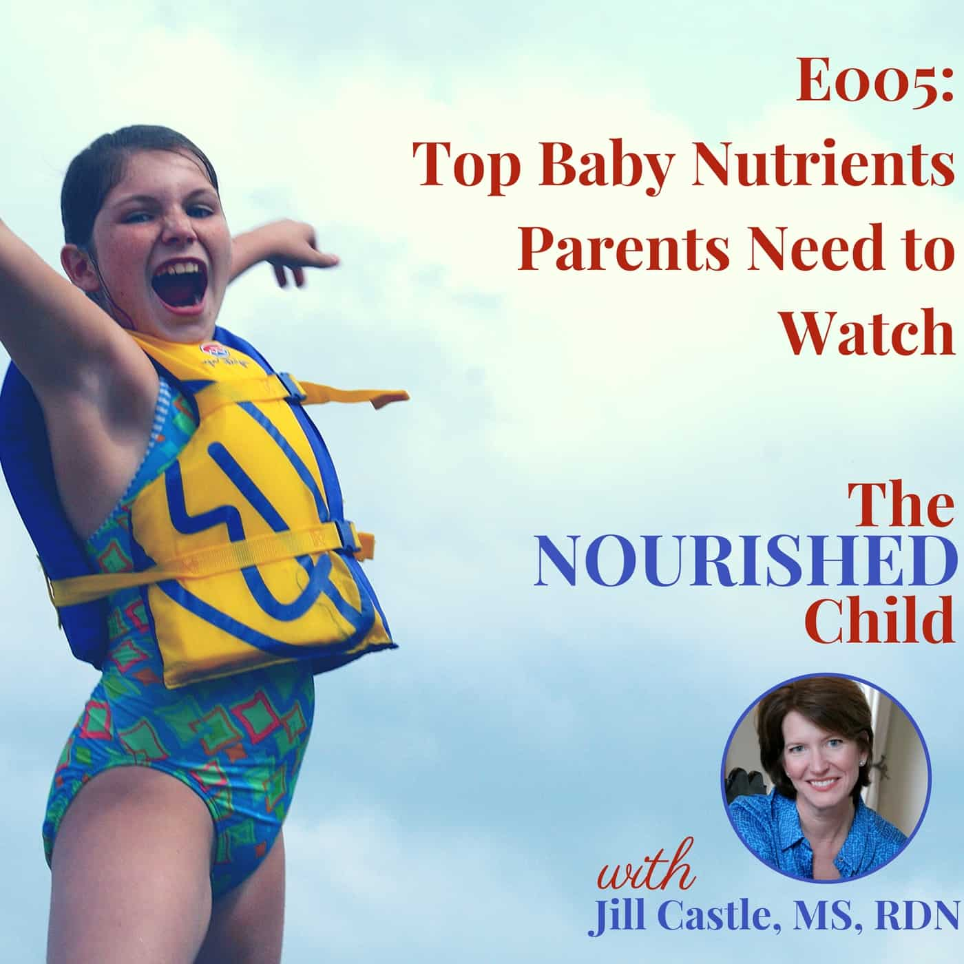top baby nutrients