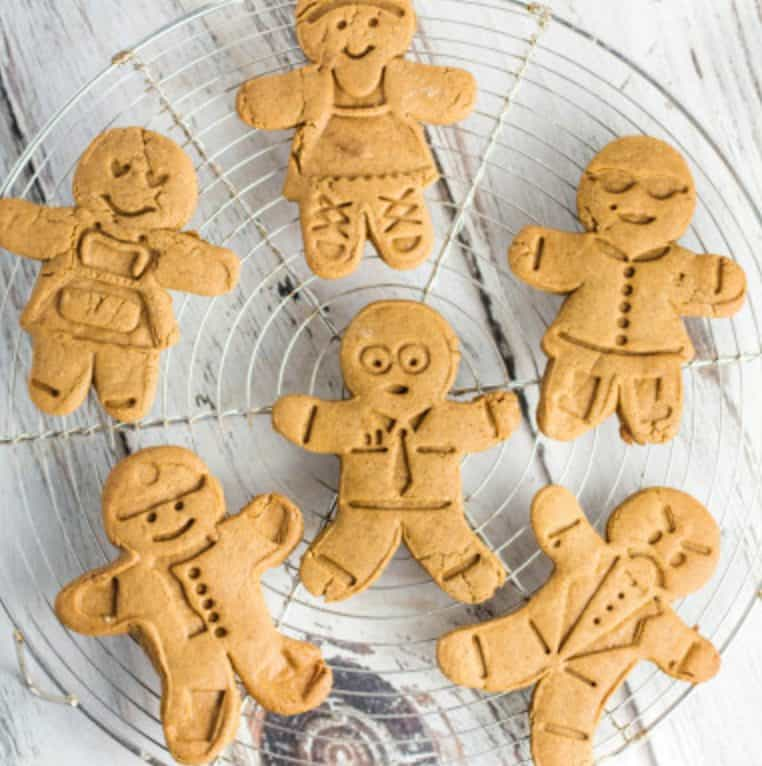 Gingerbread christmas cookie recipe
