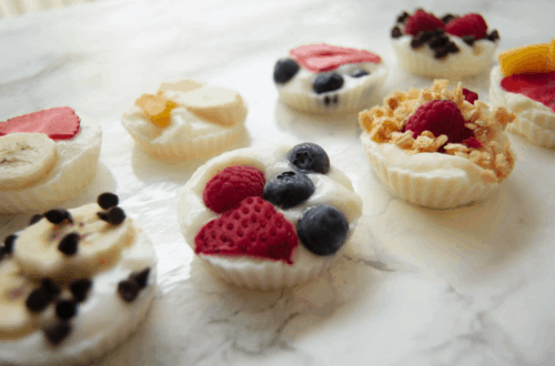 Take your holiday up a notch with these flag-inspired food ideas!