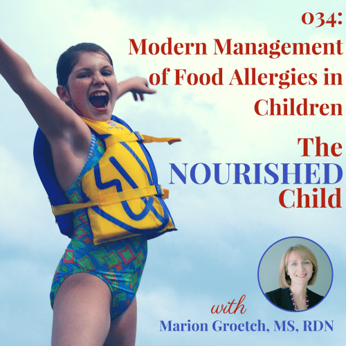 Food allergies in children are on the rise. Learn the ways to prevent food allergies, nourish children with food allergies, and treat them with the most advanced methods in my interview with Marion Groetch.