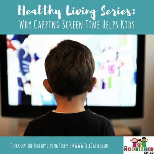 Healthy Living: Why Capping Screen Time Helps Your Child