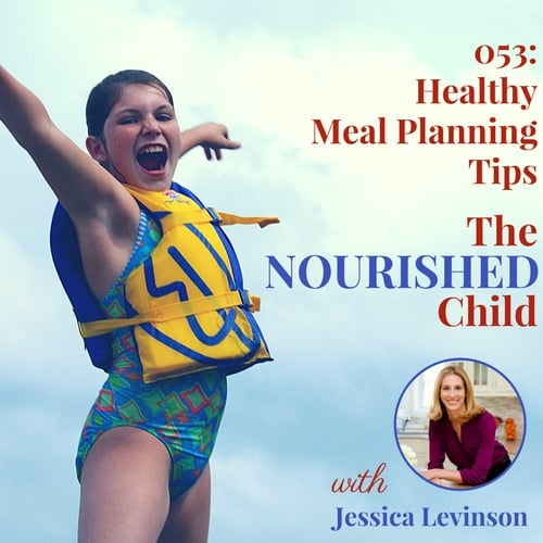 Healthy Meal Planning Tips with Jessica Levinson