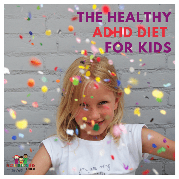 The Healthy ADHD Diet for Kids