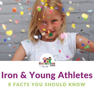 8 Facts About Iron & Young Athletes You Should Know
