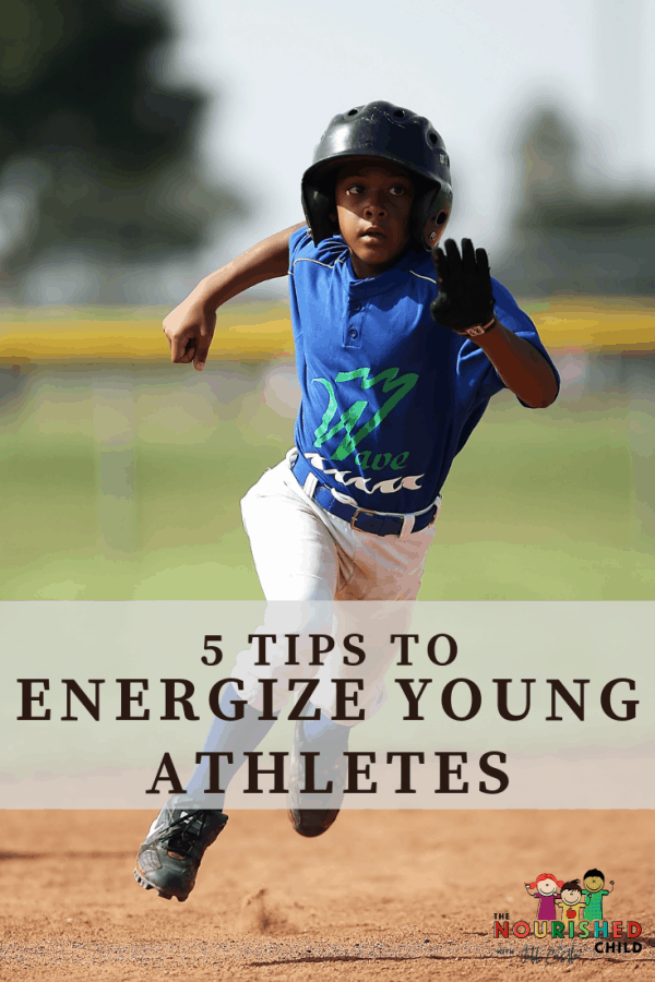 How to Energize Young Athletes
