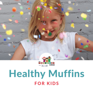 healthy muffin recipes for kids