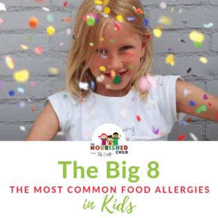 Big 8: Most Common Food Allergies in Kids