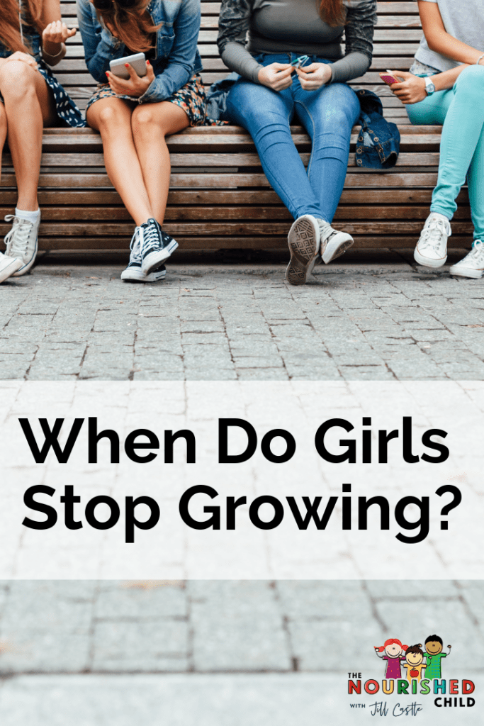 What age do girls stop growing?