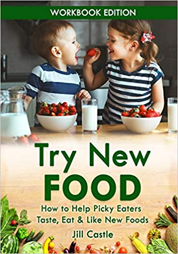 Try New Food Workbook cover