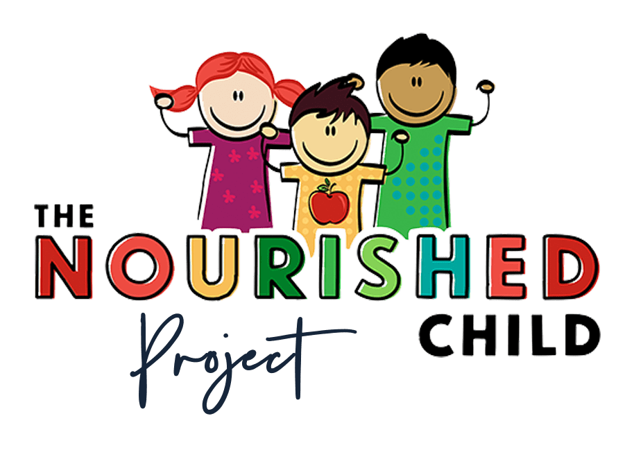 The Nourished Child Project, a nutrition class for parents to raise healthy kids through good food, positive feeding and setting healthy habits for a lifetime.