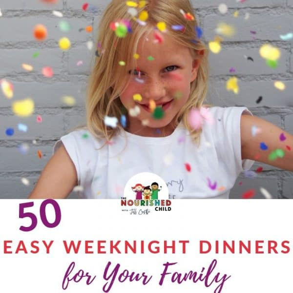 50 Easy Weeknight Dinners for Your Family