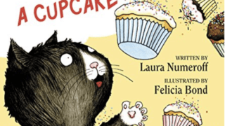 If You Give a Cat a Cupcake by Laura Numeroff