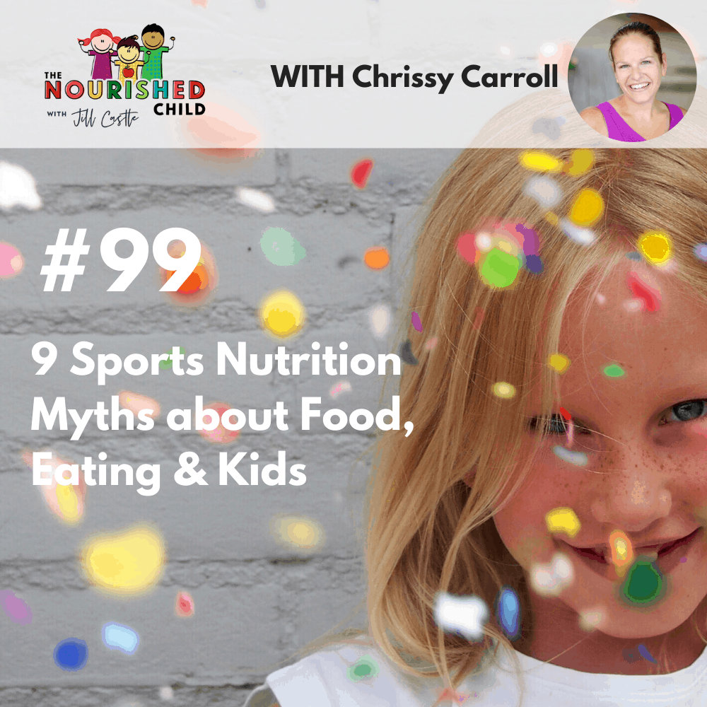 sports nutrition myths with Chrissy Carroll