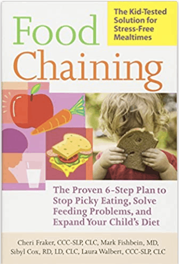 Food Chaining book cover