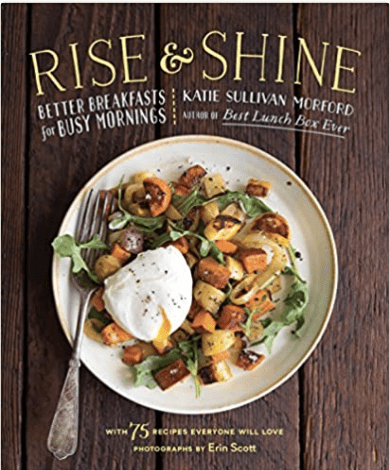 rise and shine book cover